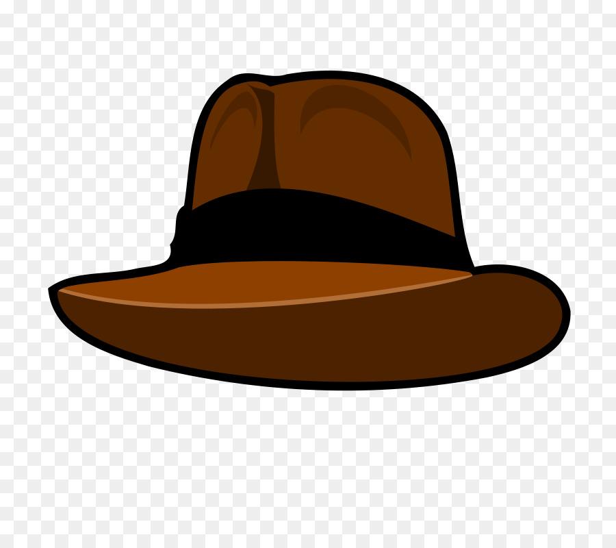 93184f5a470 Hat Fedora Clip art - Cartoon Cowboy Hats png download - 800 800 - Free  Transparent Hat png Download.