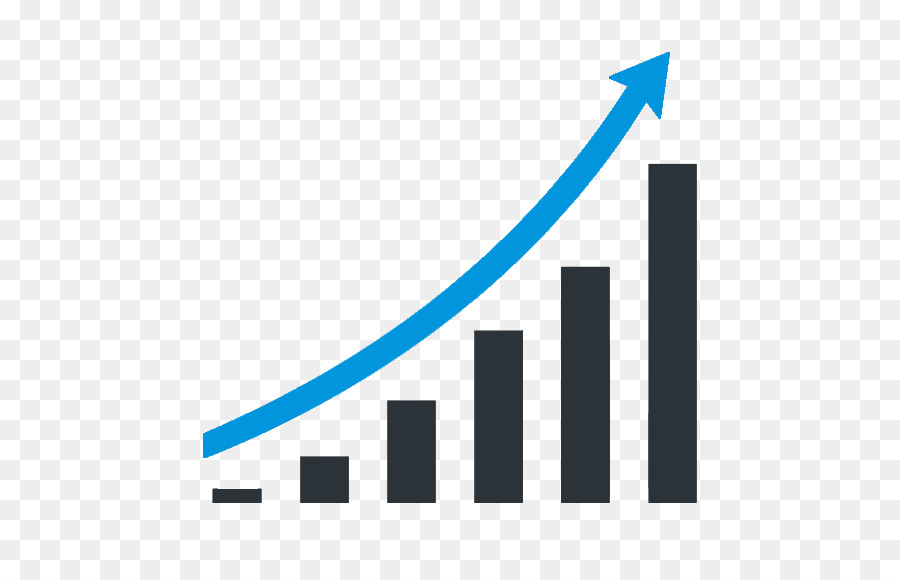 Growth Chart Bar Chart Clip Art Business Growth Chart Png