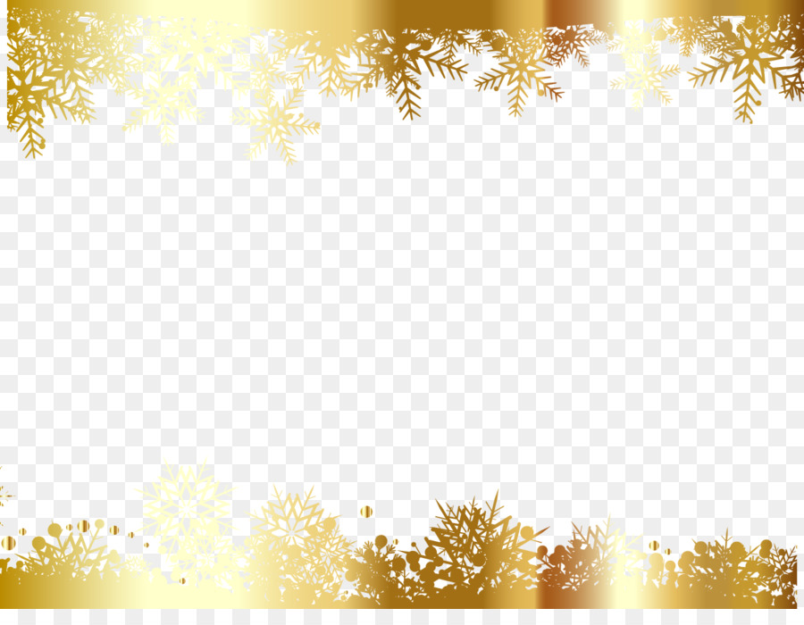 Snowflake Gold Wallpaper Vector Painted Golden Snowflakes Png Download  Free Transparent Snowflake Png Download