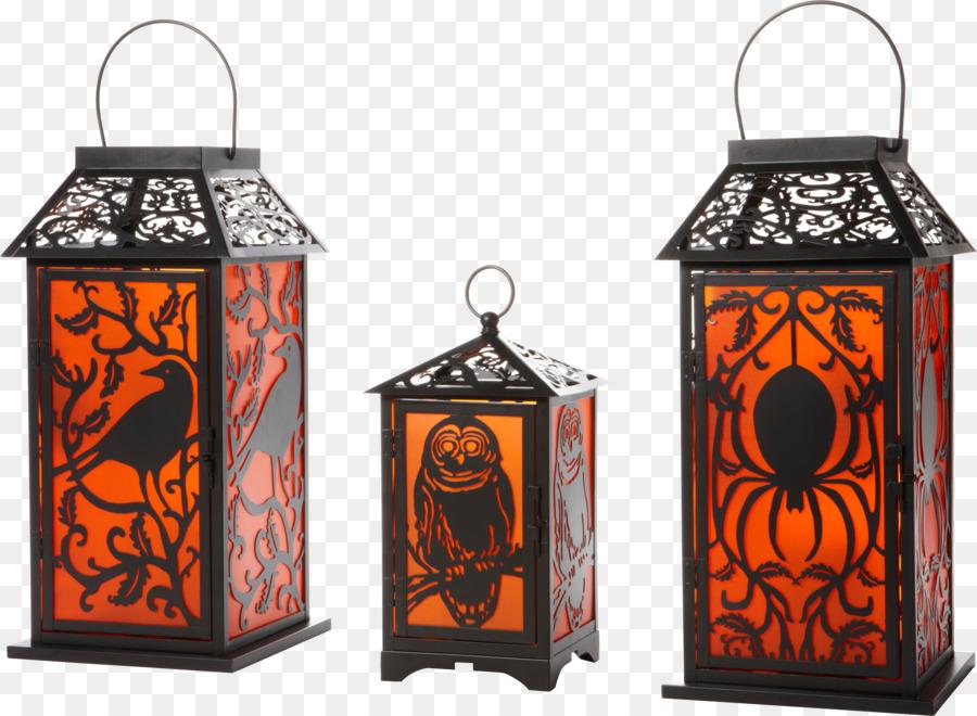 Jack-o-linterna de Halloween Clip art - El Horror de la linterna ...