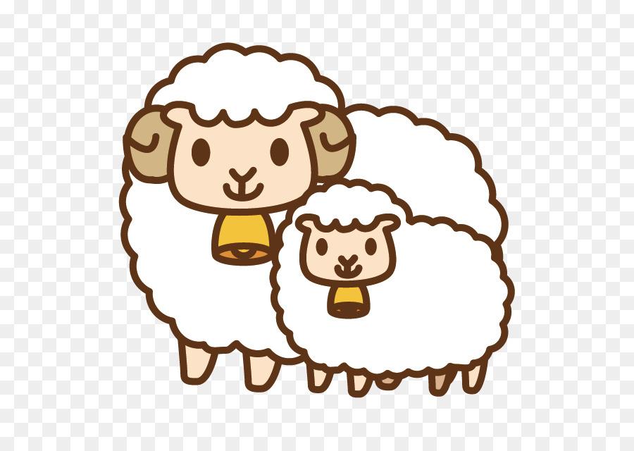 Sheep Cartoon Animated Series Illustration Cartoon Sheep 624 625