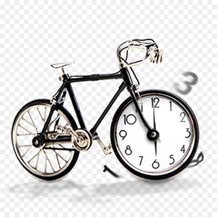 Single-speed bicycle Disc brake Fixed-gear bicycle - Rolling time ...