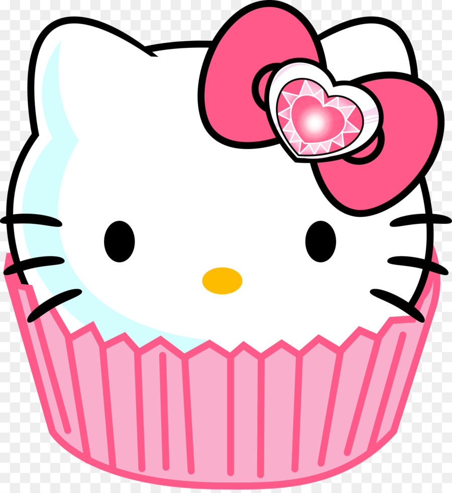 hello kitty cupcake clip art cupcake pink kartun png muffin clip art black muffin clip art black and white