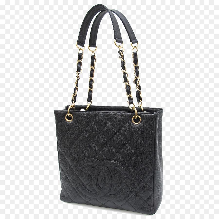 431b170667 Chanel Tote bag Handbag Metal - Chanel female models black hand bag metal  chain png download - 900 900 - Free Transparent Chanel png Download.