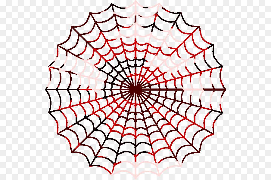Transparent Spider Man Web