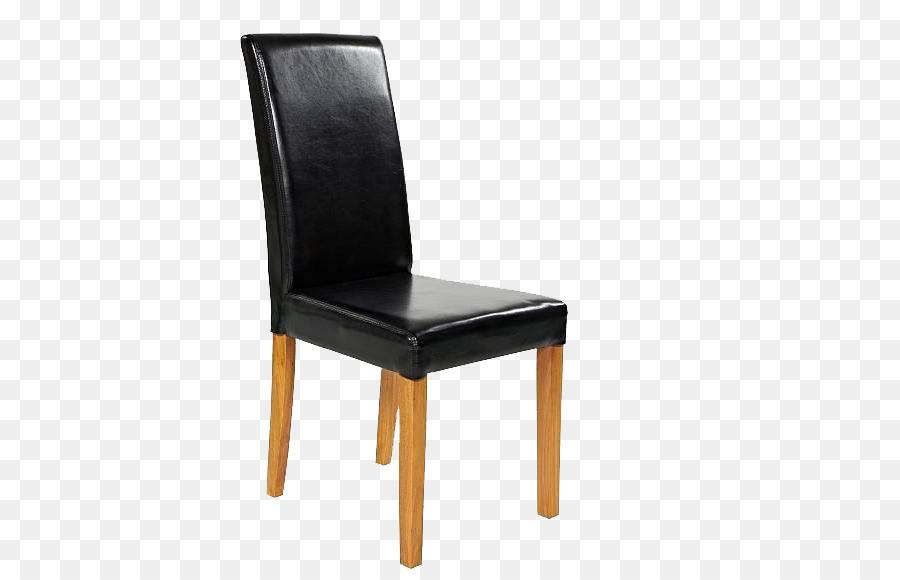 Burostuhl Holz Couch Hell Schwarz Leder Holz Sessel Png