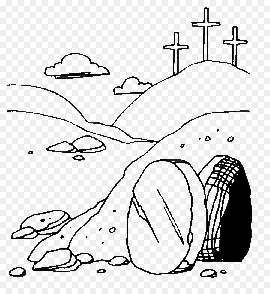 resurrection of jesus easter empty tomb clip art neon cross rh kisspng com jesus empty tomb clip art empty tomb clip art black and white