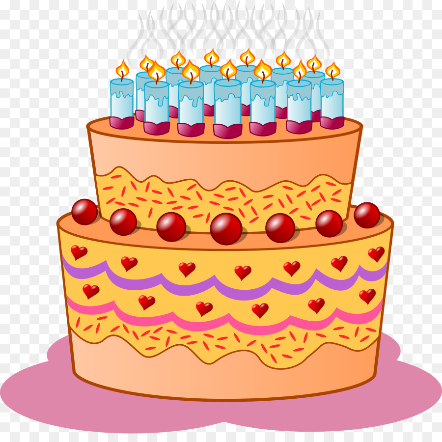 Birthday Cake Wedding Cake Icing Tart Clip Art Free Cake Vector