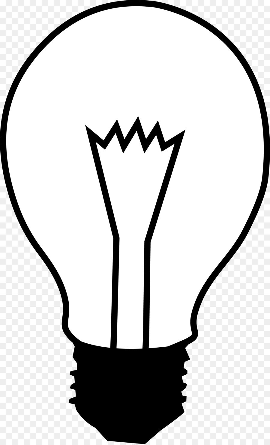 Incandescent light bulb electric light white clip art electric incandescent light bulb electric light white clip art electric lamp cliparts publicscrutiny Images