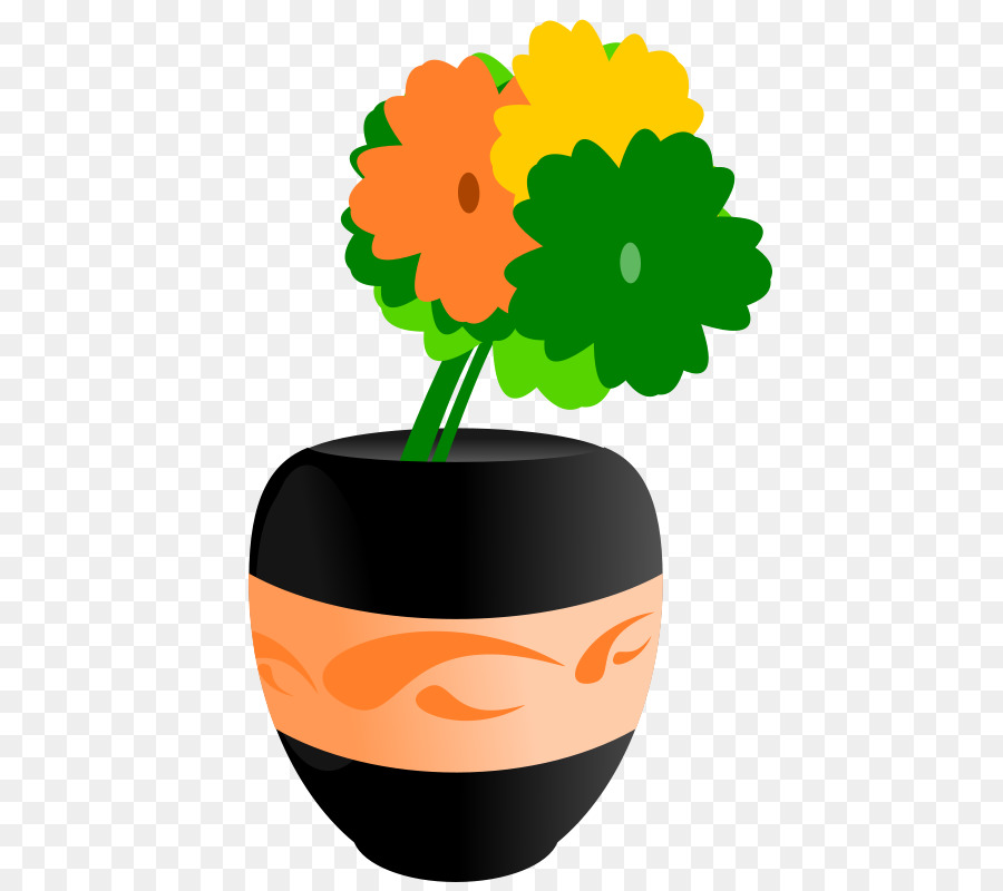 flower vase clip art home improvement clipart png download 566