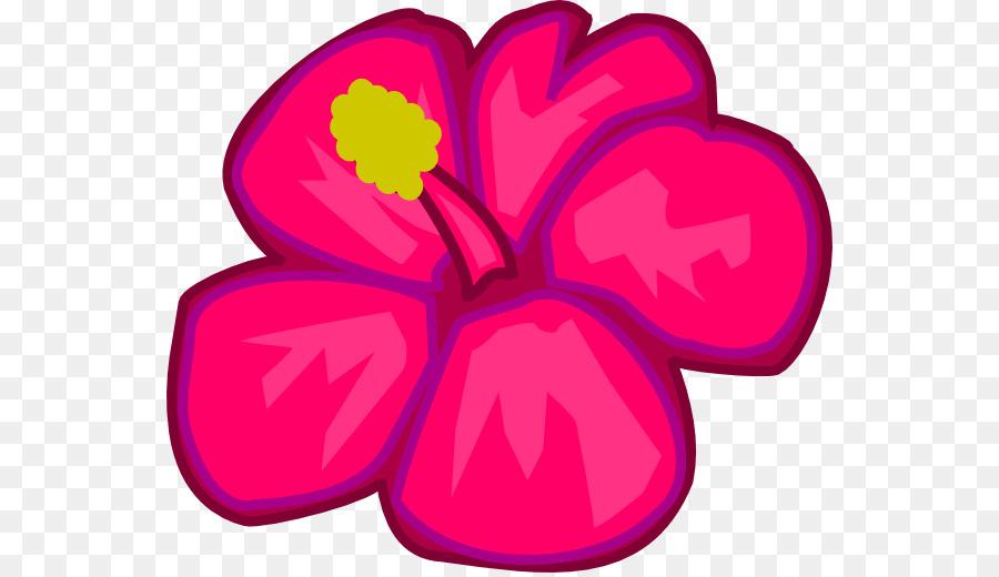 hawaiian lei flower clip art pink flower clipart png download rh kisspng com