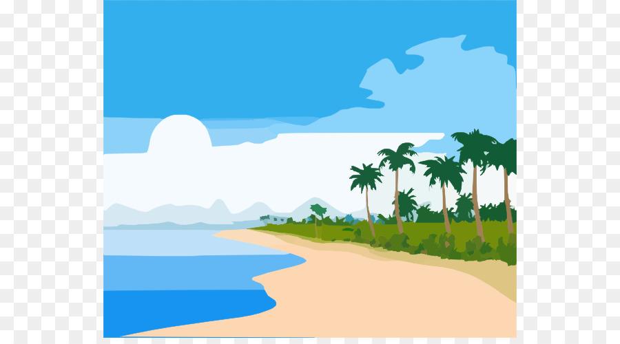 hawaiian beaches florida beach shore clip art natural beach rh kisspng com natural resources clipart