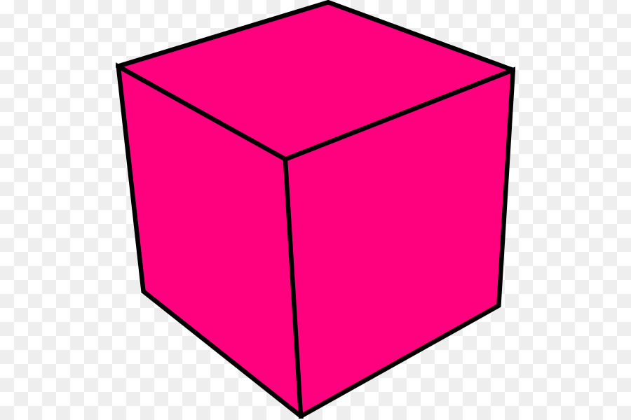 Vector Square Background Hd Vector Three Dimensional: Cube Three-dimensional Space Shape Clip Art