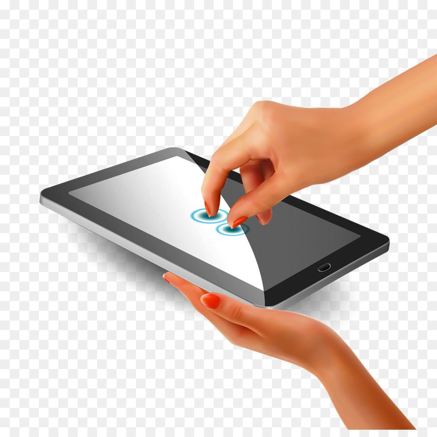 Планшетный компьютер скачать планшет в png векторный материал.