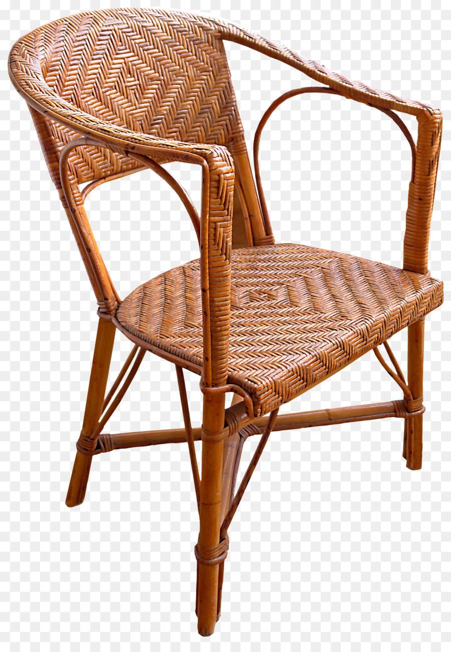 La Tabla De La Silla De Mimbre Muebles De Ratán - silla Formatos De ...