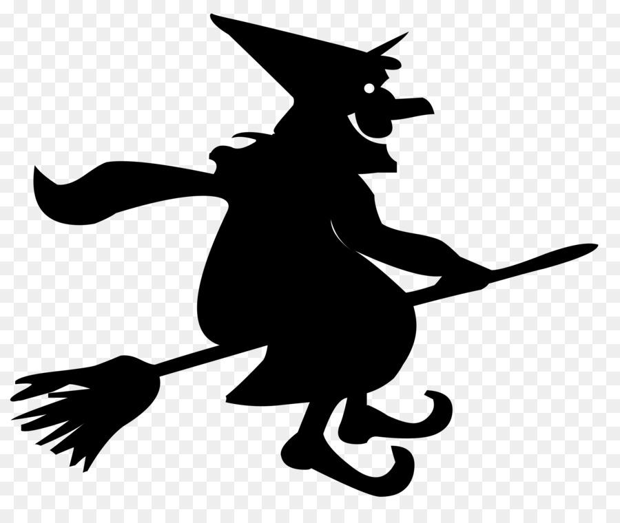 Witchs broom Hexerei Clip art - Weihnachts Hexe png herunterladen ...