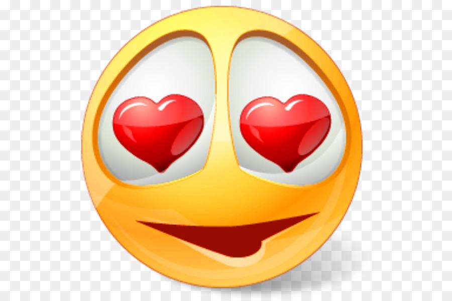Emoji Emoticon Love Smiley Clip art - Love Eyes Cliparts ...