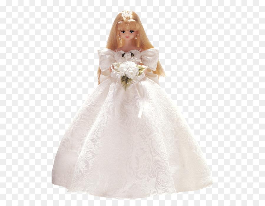 Barbie Wedding dress Doll - Barbie doll png download - 553*700 ...