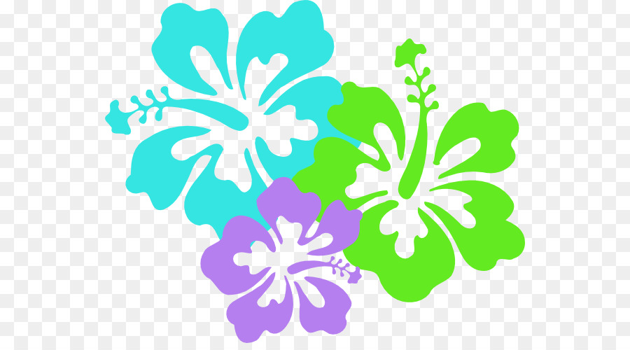 hawaiian hibiscus flower clip art hibiscus flower design png rh kisspng com