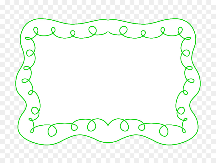 Picture frame Area Pattern - Cute Frame Cliparts png download - 1024 ...