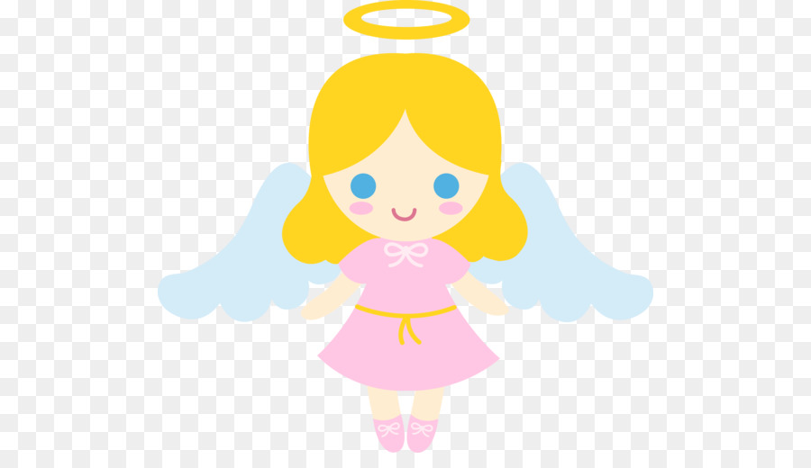 Angel pink. Baby png download free