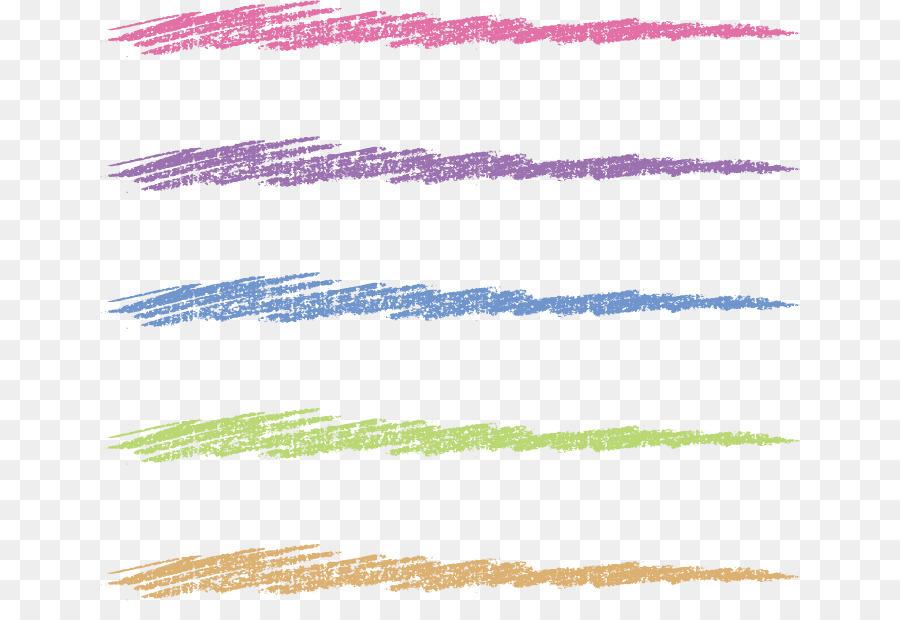 sidewalk chalk pen download material color chalk brush png