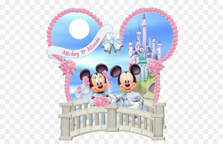 Minnie Mouse Mickey Mouse Hochzeit Kuchen Clip Art Disney Schloss