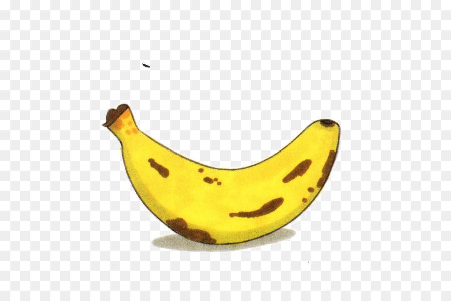 Plátano Dibujo De La Fruta De La Comida - banano Formatos De Archivo ...