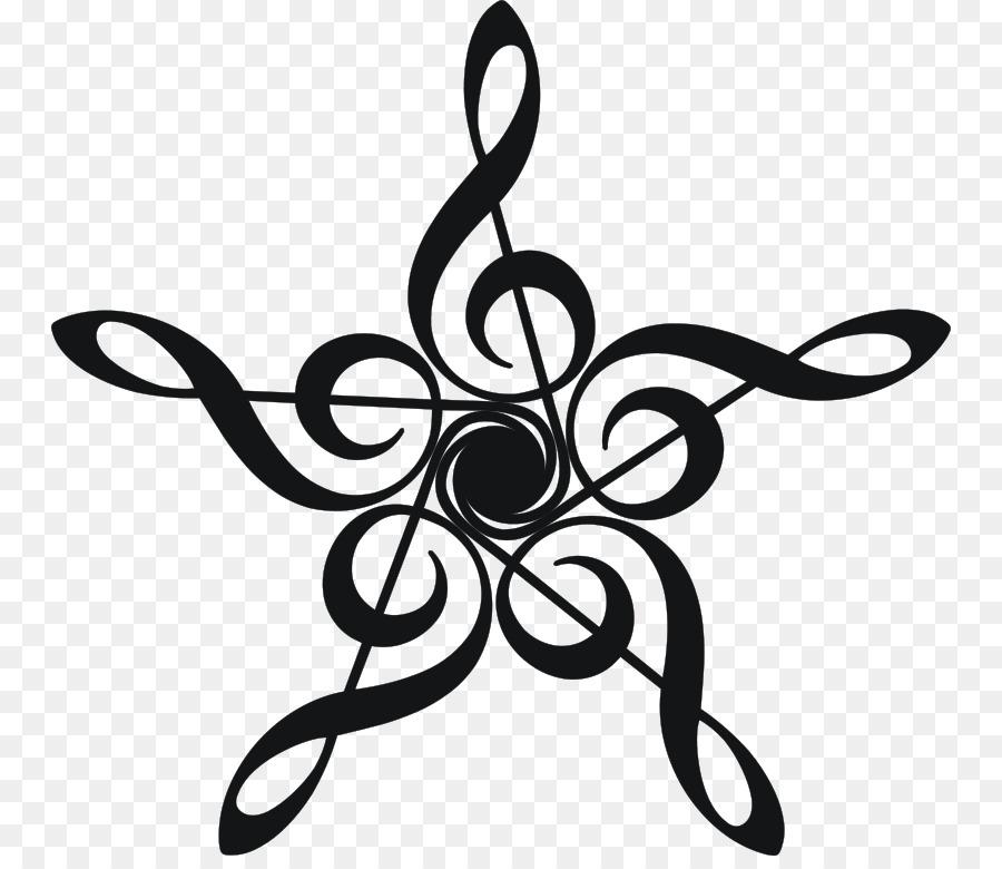 Clef Treble Musical Note Clip Art