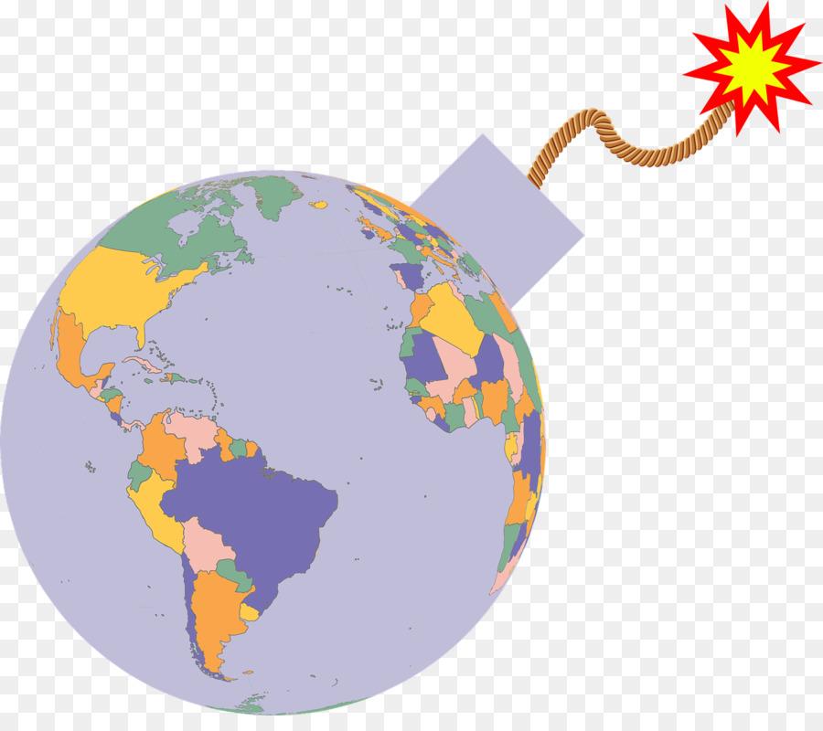 Karte Erde.Earth Globus Weltkarte Welt Karte Erde Bombe Png Herunterladen