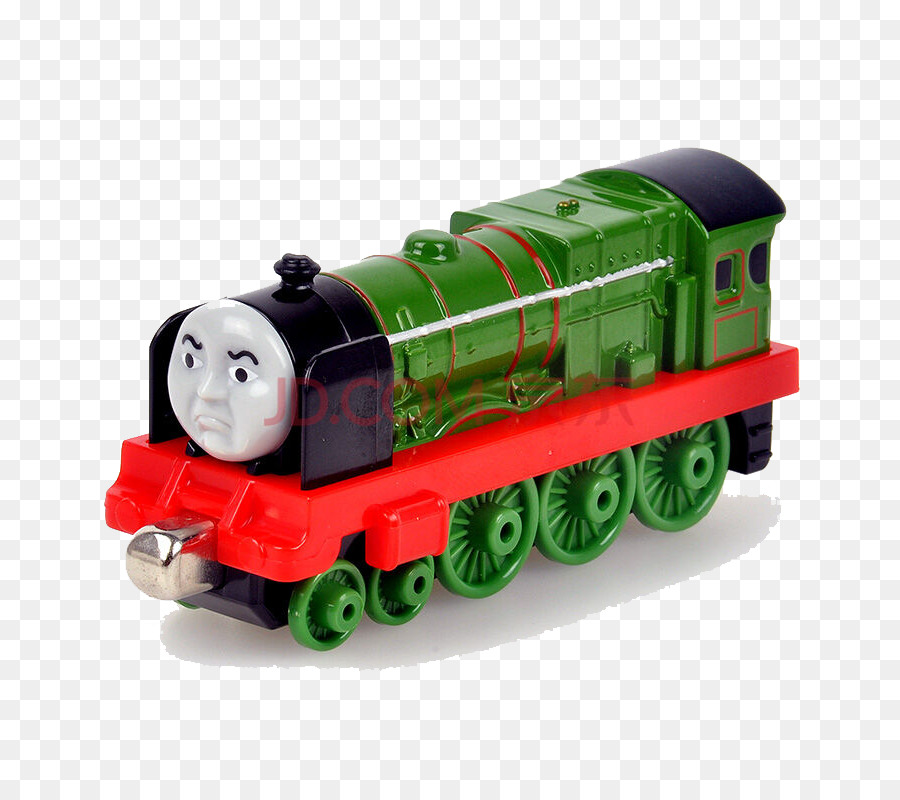 James The Red Engine Train Locomotive Toy Railroad Car
