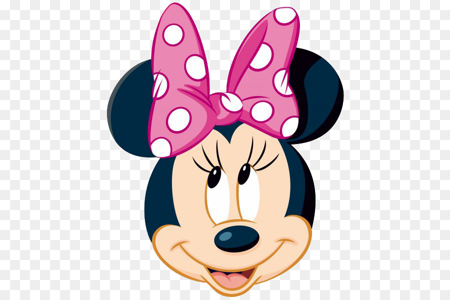 Minnie Mouse Mickey Mouse Donald Duck Clip Art   Baby Minnie Cliparts
