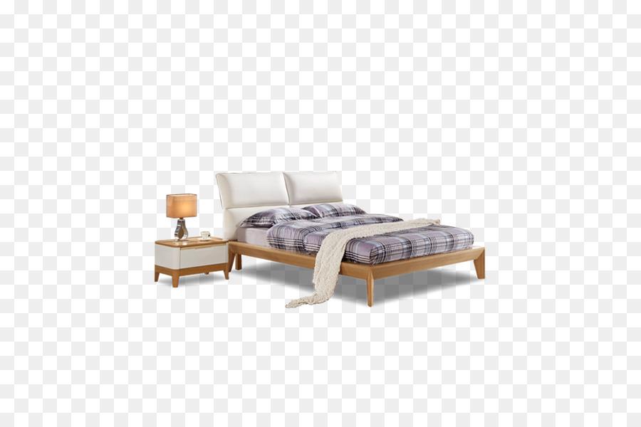 Armazón de la cama, Mesa de Noche Muebles - Cama de madera Formatos ...