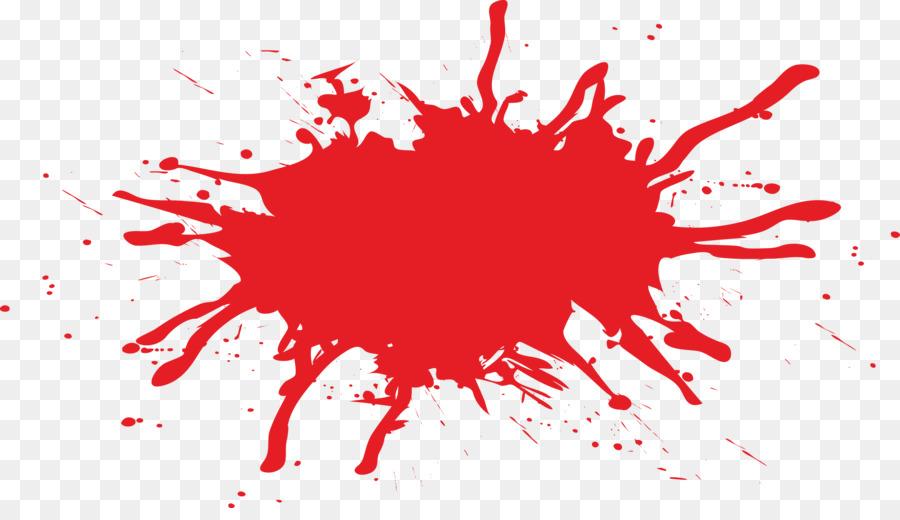 Blood Splatter Film