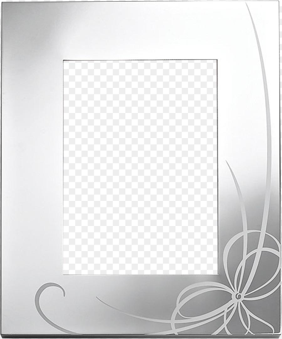 De Metal marco de la Imagen del Patrón - Plata metálico, material ...