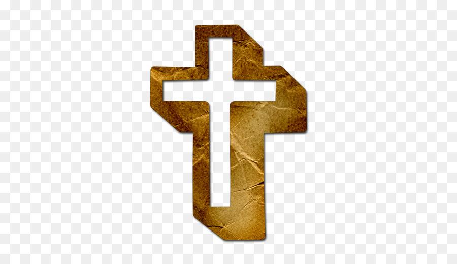 Christian Cross Church Icon