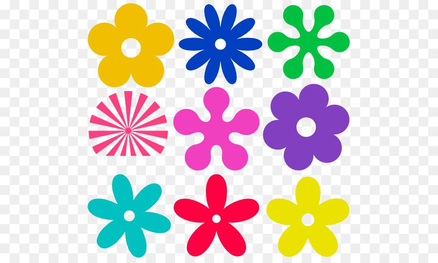 1960s flower retro style clip art retro flower clipart png rh kisspng com rose flower pattern clipart