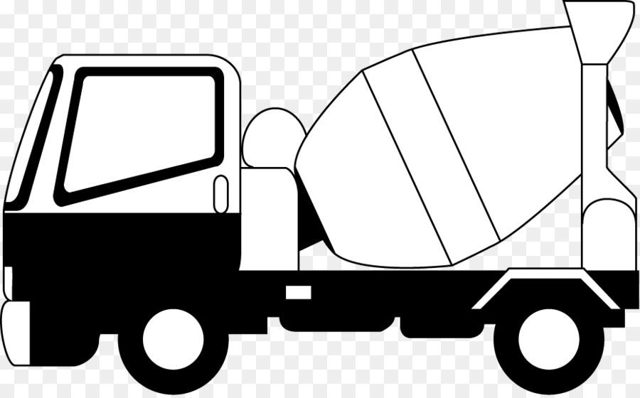 car concrete mixer truck clip art concrete work cliparts png rh kisspng com concrete tools clipart concrete clipart png