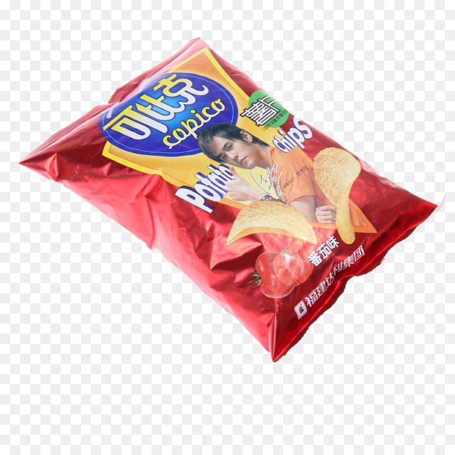 French Fries Junk Food Potato Chip Can Beike Chips Decoration