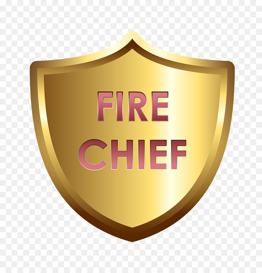 La insignia del Jefe de Bomberos de la Policía Bombero Clip art ...