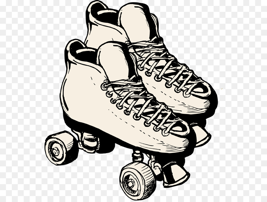roller skates roller skating roller derby clip art quad cliparts rh kisspng com Roller Skating Family Clip Art Roller Skate Clip Art