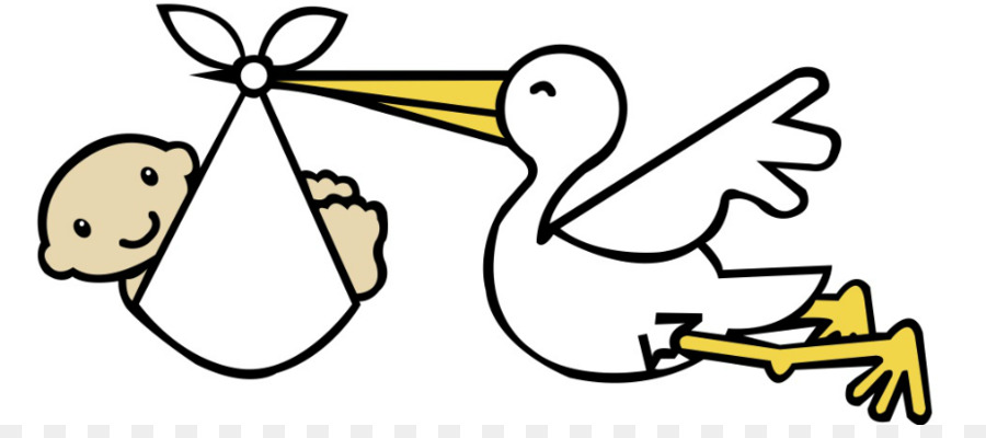 white stork infant clip art baby stork pictures png download 928 rh kisspng com stork baby clipart free stork and baby girl clipart