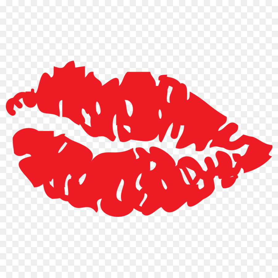 Car van sticker lip decal lips