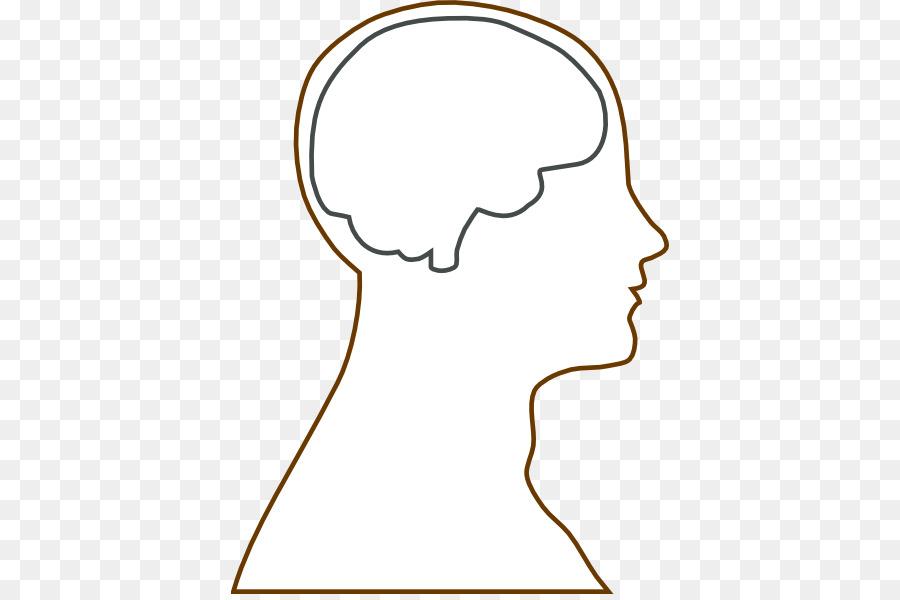 Esquema del cerebro humano, cabeza Humana, Clip art - El Cerebro ...