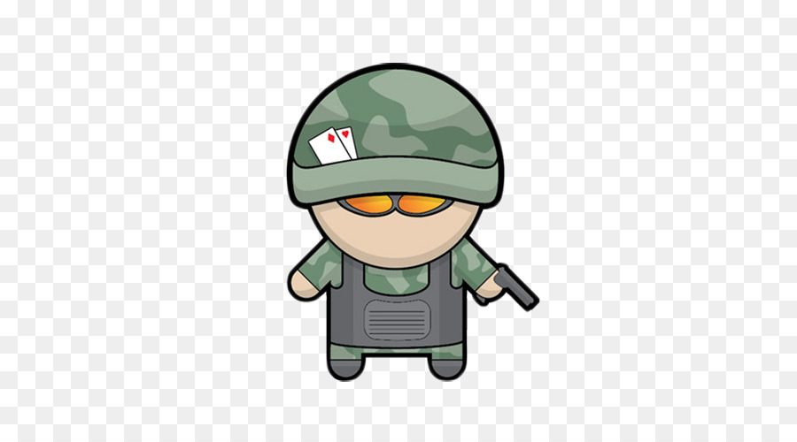 Army Cartoon png download - 528*500 - Free Transparent