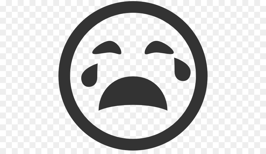 Emoticon Crying Icon Crying Emoticons Png Download 512512
