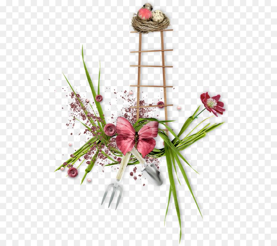 Escalera de Madera de 100 Flores de Encaje de Ganchillo: Una Hermosa ...