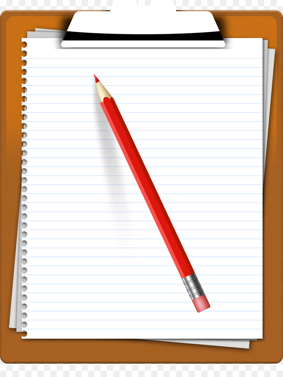 Paper And Pencil Game Drawing Clip Art Tablet Pen Png Download