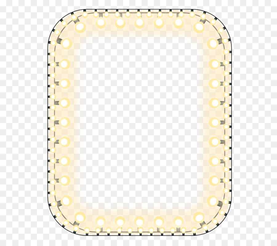 light pattern simple bulb border png download 653 800 free