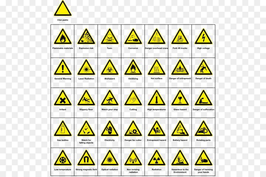 Hazard Symbol Warning Sign Biological Hazard Clip Art Hazardous
